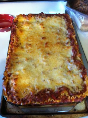 The Lasagna That Will Win Them Over