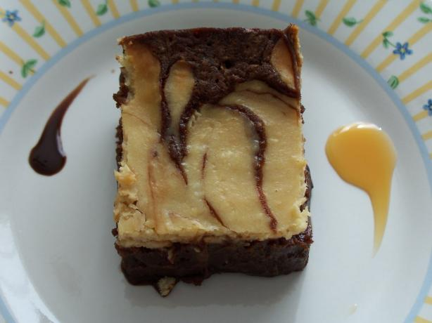 Ultimate, Rich Cheesecake Brownies