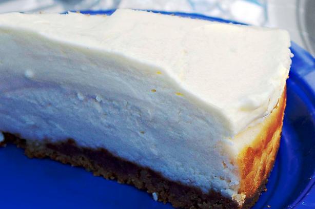 TGI Fridays Vanilla Bean Cheesecake