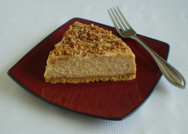 Maple Pecan Cheesecake Eh!