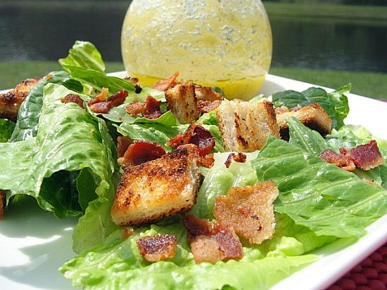 Yet Another Caesar Salad