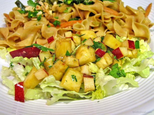 Thai Pineapple Salad