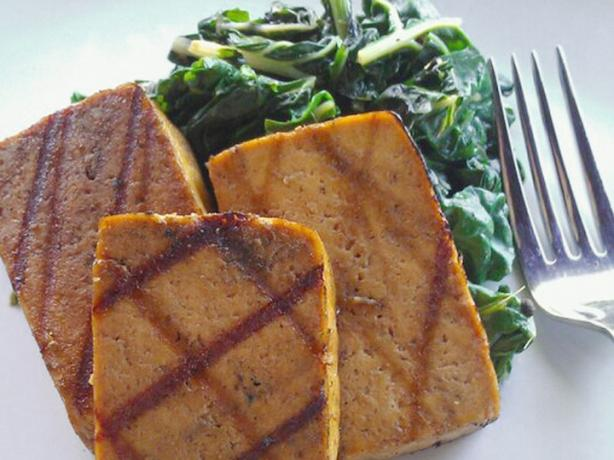 Teriyaki Grilled Tofu