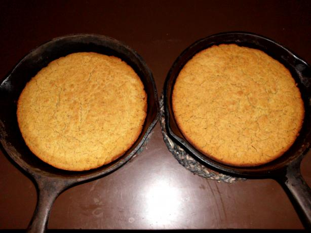 East Texas Cornbread