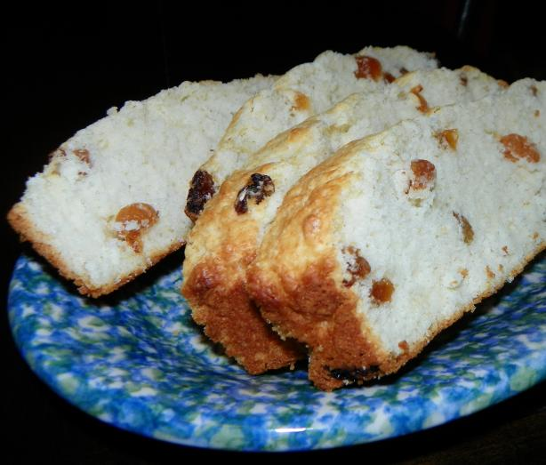 Angie's Irish Soda Bread
