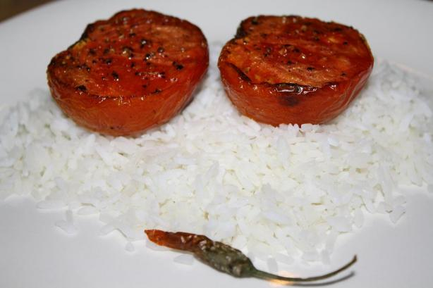 Grilled Italian Tomatoes