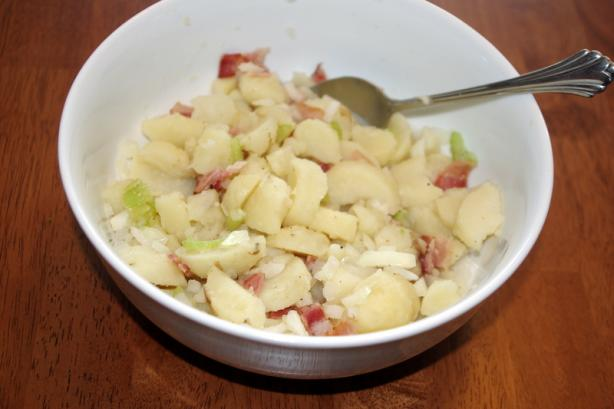 Kartoffelsalat (German Potato Salad)