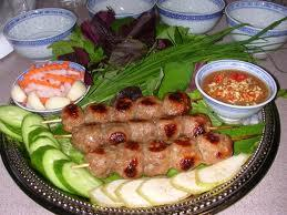 Nem Nuong (Vietnamese Grilled Pork Patties)