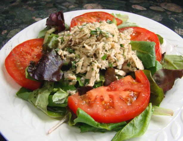 "Tuna Salad ""sicilian Style"""