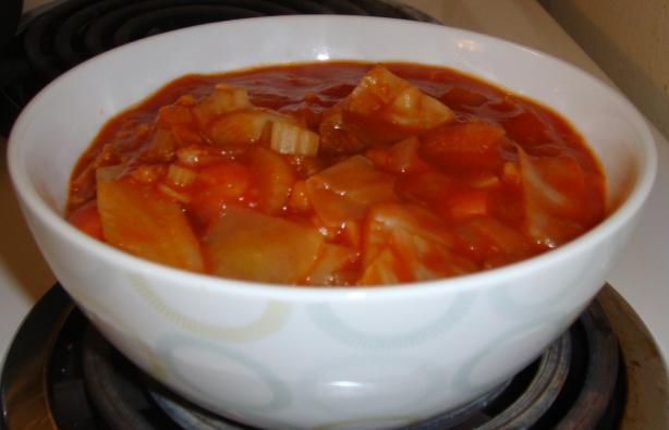 Barley Bargain Soup