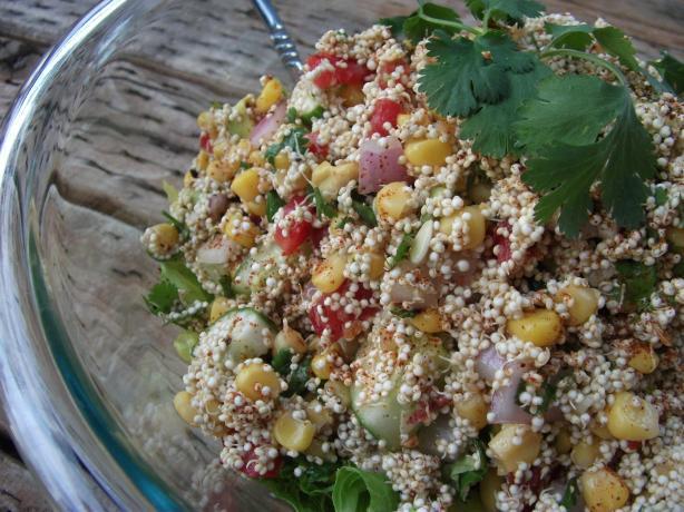 South America Quinoa