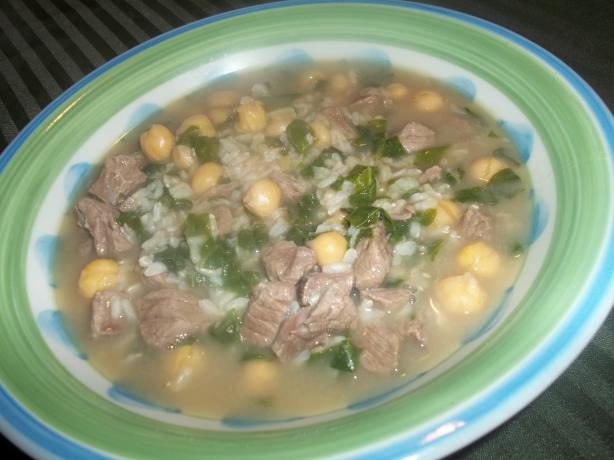 Fogaiyya (Stew from Gaza City)