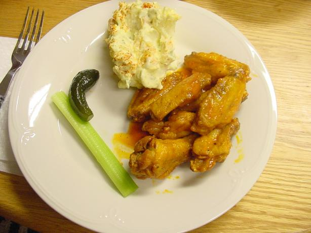 Mrs Bellissimo's Original Anchor Bar Chicken Hot Wings (Low-Carb