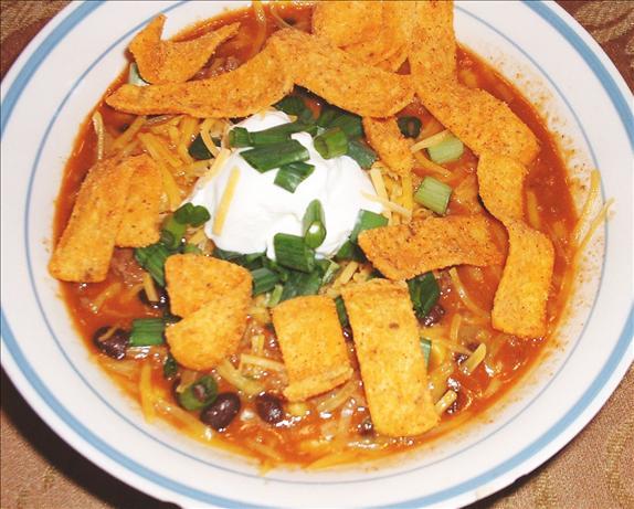 Southwestern Black Bean Chili