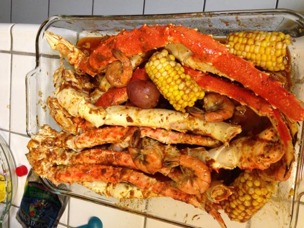Copycat Boiling Crab Recipe