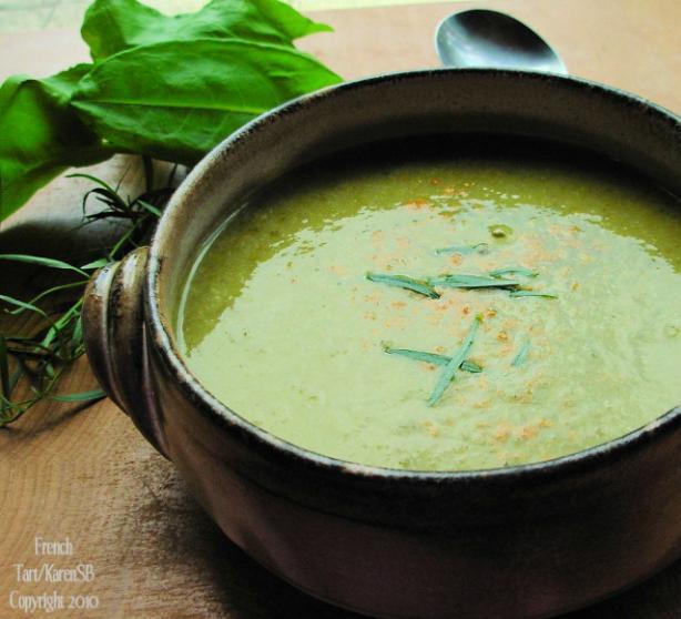 Joan's Sorrel Soup