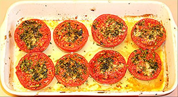 Italian Broiled Tomatoes