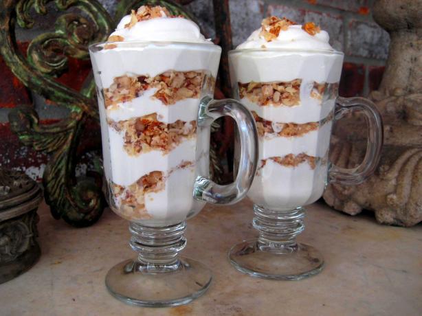 Almond Cream (Crema Di Mandorle)