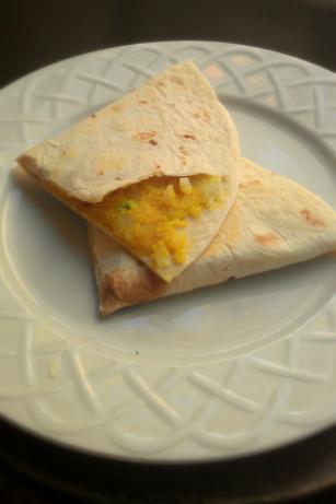 Vegetarian Afghani Boulanee (Turnovers)