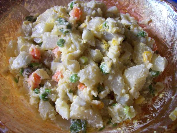 Argentinean Potato Salad
