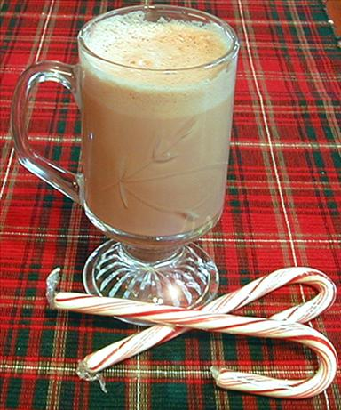 Holiday Peppermint Cocoa