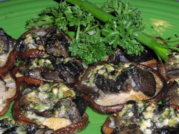Escargots Aux Champignons