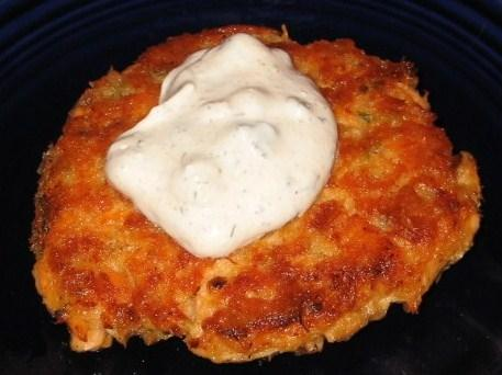 Kittencal's Salmon Cakes/Patties