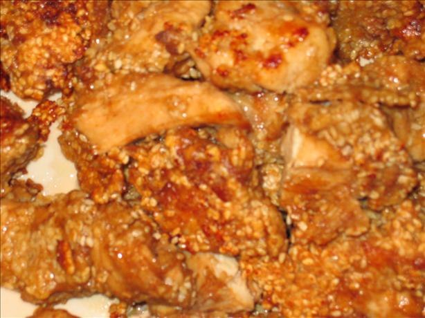 Five Spice Chicken