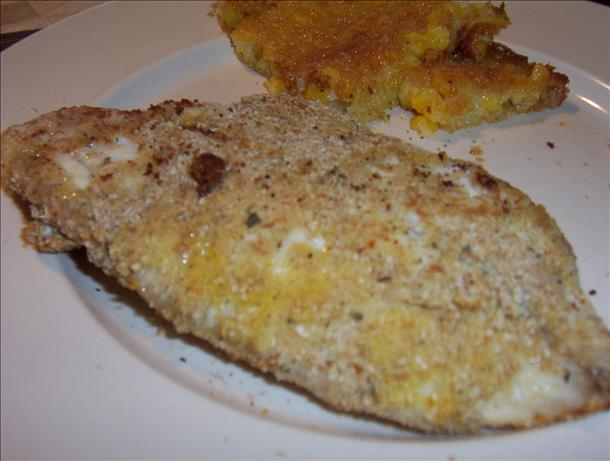 Tilapia With a Crispy Coating for One (Or More)