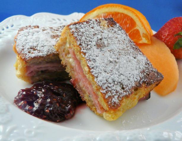 Simply Baked Monte Cristos