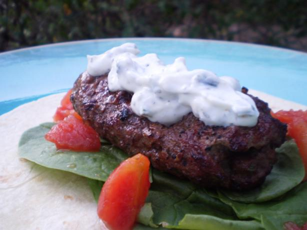 Kofta Kebabs With Chilli Yoghurt