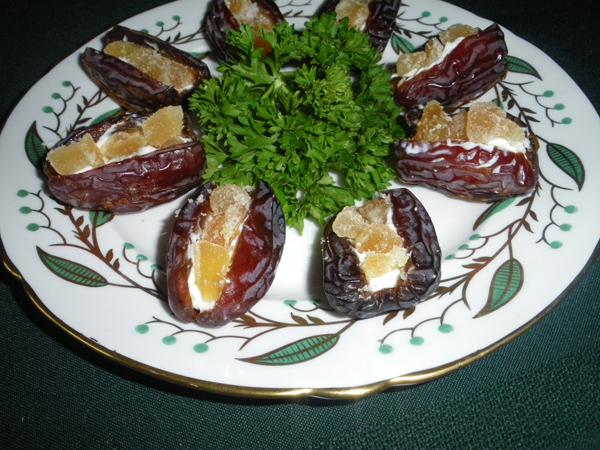 Date Appetizers