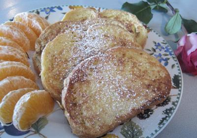Now! This is French Toast...the Best I Have Ever Made