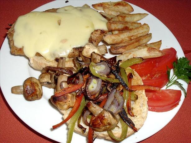 Chicken F/Philly Sandwich