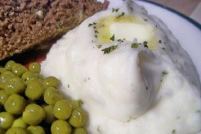 Country Herb Mashed Potatoes