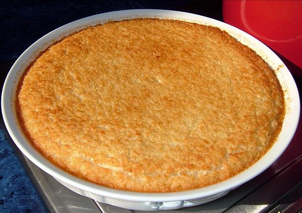 Coconut Custard Pie (Tammy's Blend Pie)