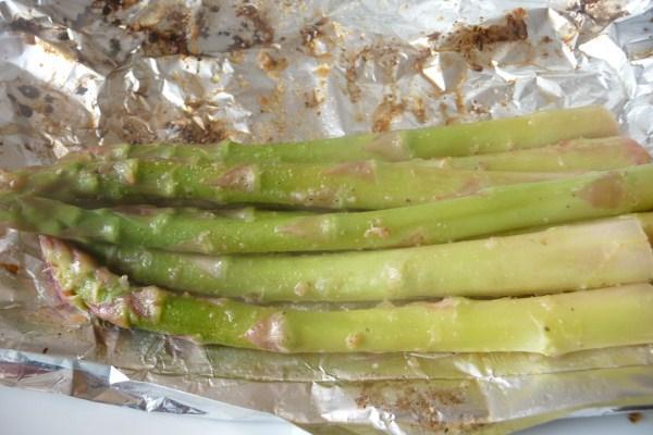Lemony Asparagus