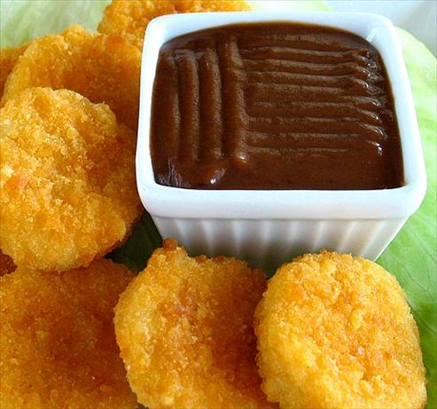 Apple Butter Barbecue Dipping Sauce