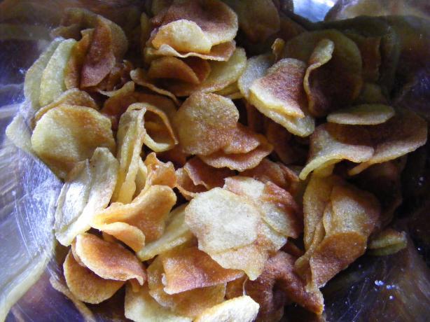 Aussie Potato Crisps