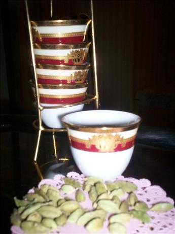 Kahwah Saa'dah.........middle Eastern Special Occasion Coffee