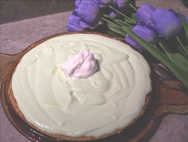 Lime Yogurt Pie