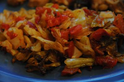 Baked Cabbage (Bulgaria)
