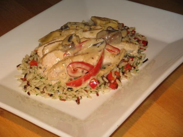 Artichoke Chicken Saute