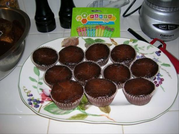 Fudge Brownie Cupcakes