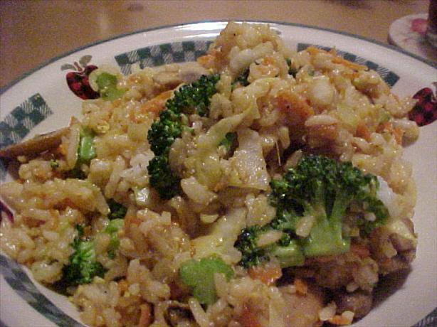 Fried Rice Dinner