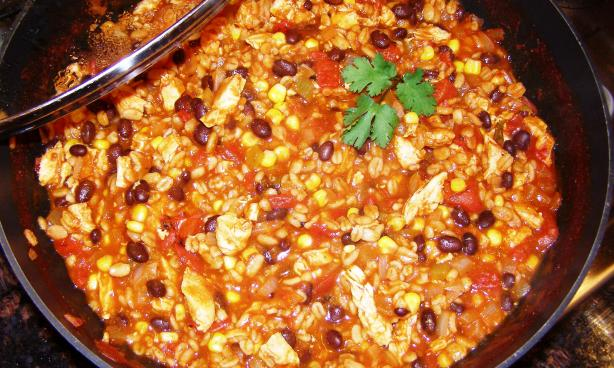 Mexican Chicken- OAMC
