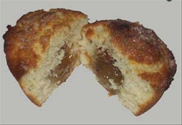 Pecan Pie Surprise Muffins