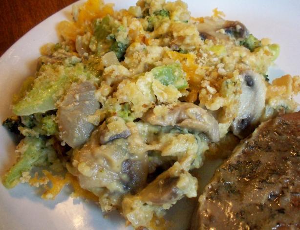Dede's Broccoli Casserole