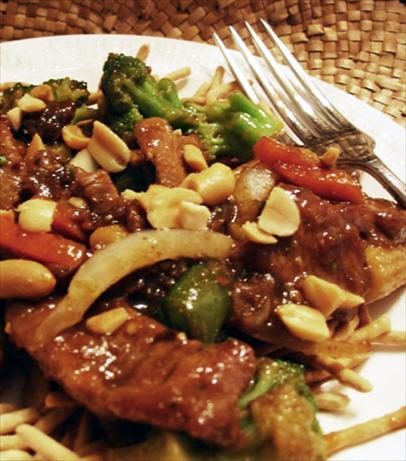 Amy's Beef Stir-Fry