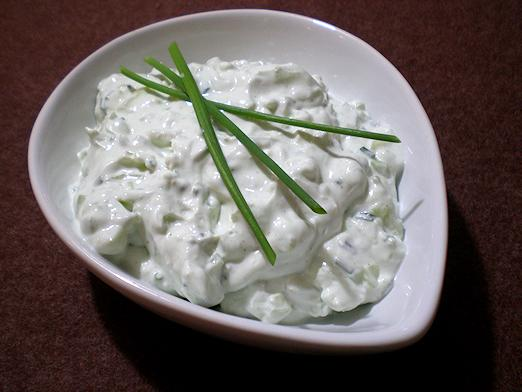 Jolean's Simple Benedictine Dip